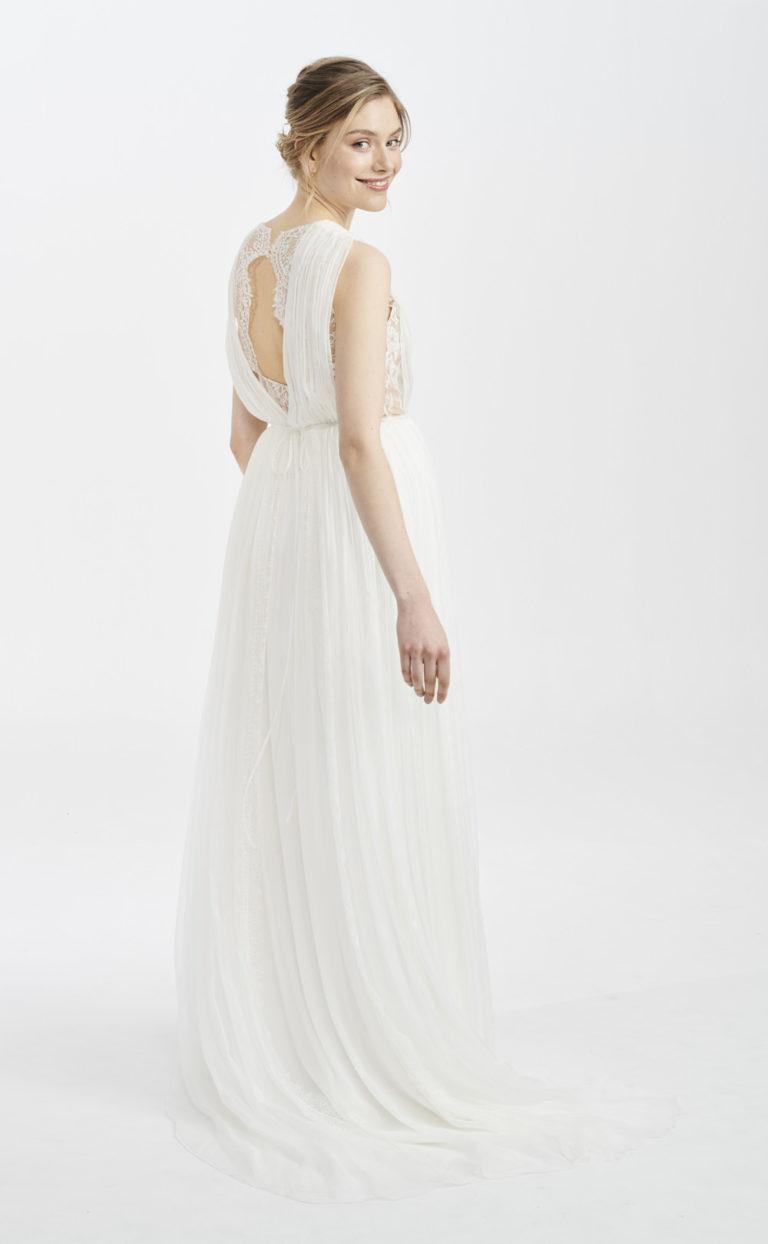 Brautkleid mit A-Linie: Elin