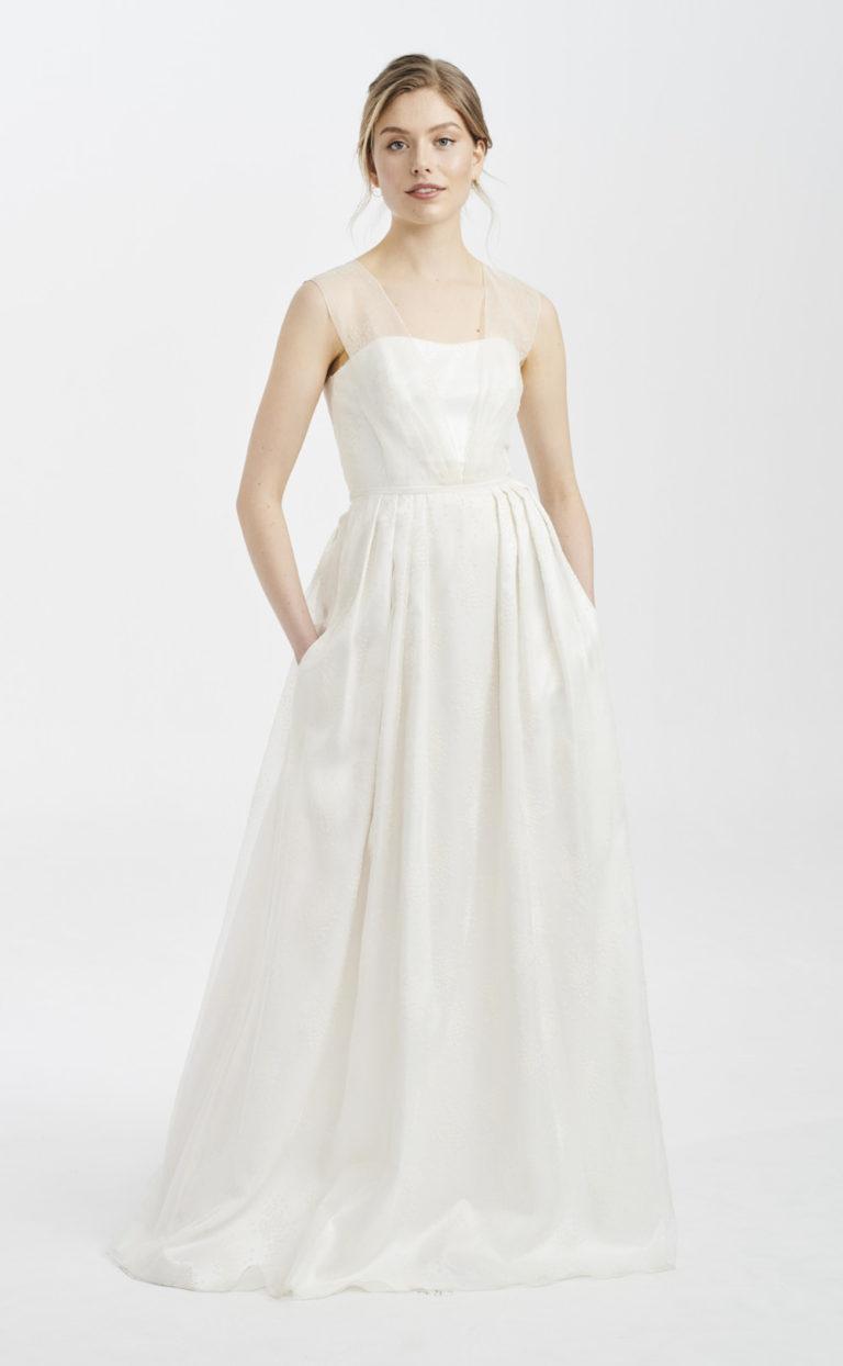 Brautkleid mit Taschen: Lova