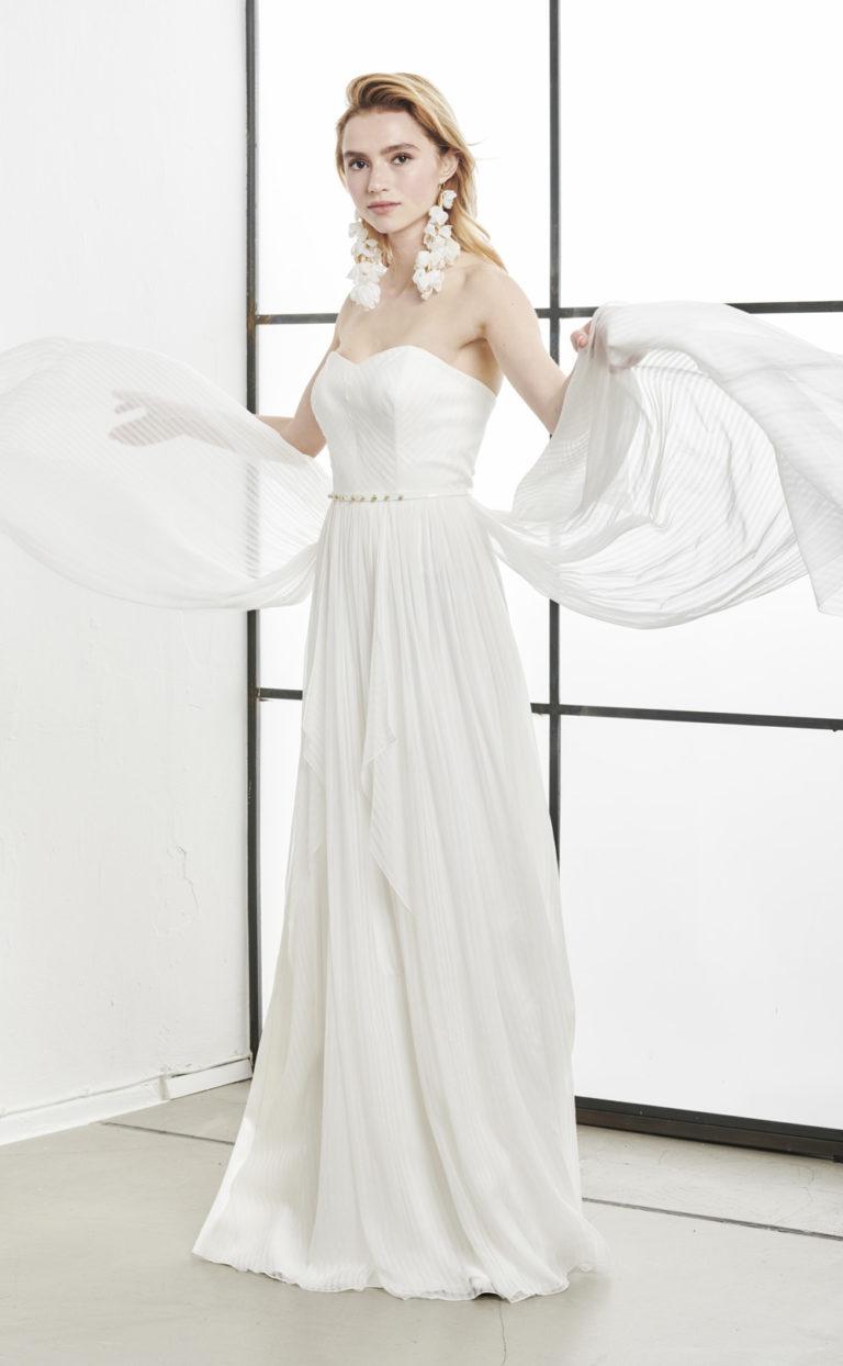Schulterfreies Brautkleid: Nadie