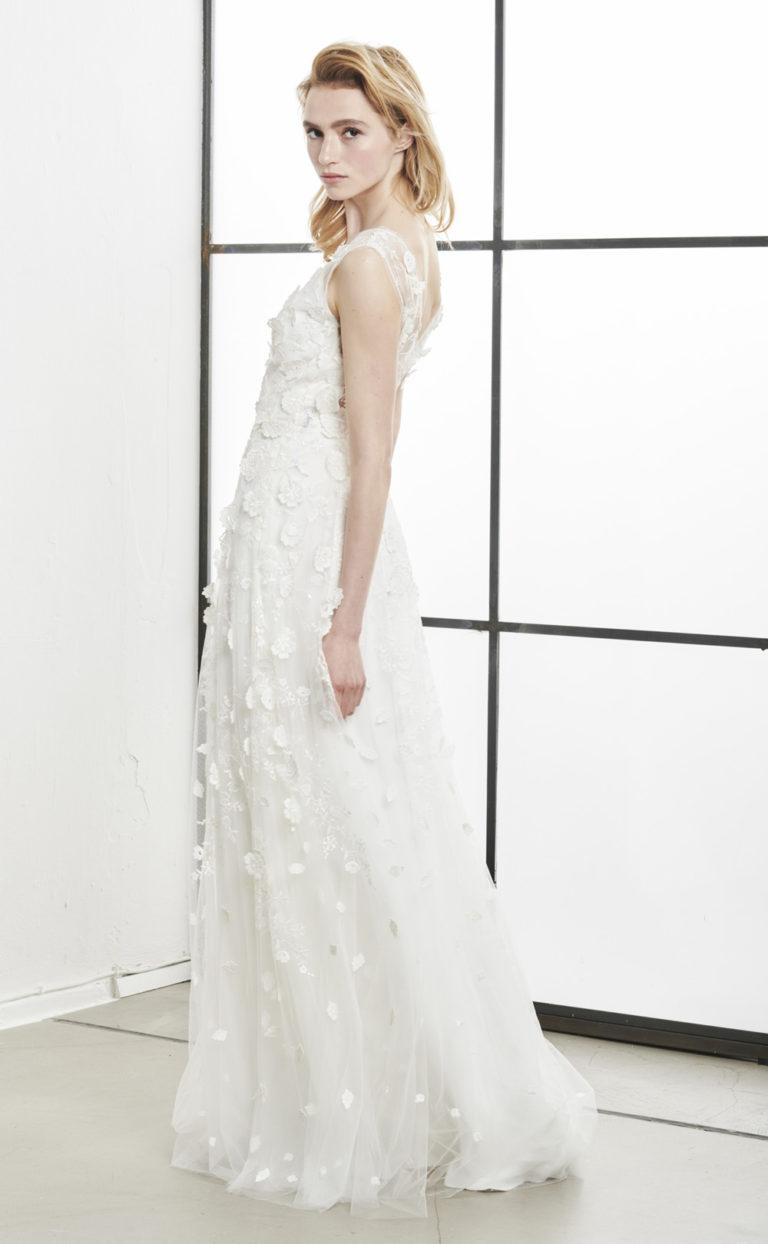 Mehrlagiges Hochzeitskleid Nirelli