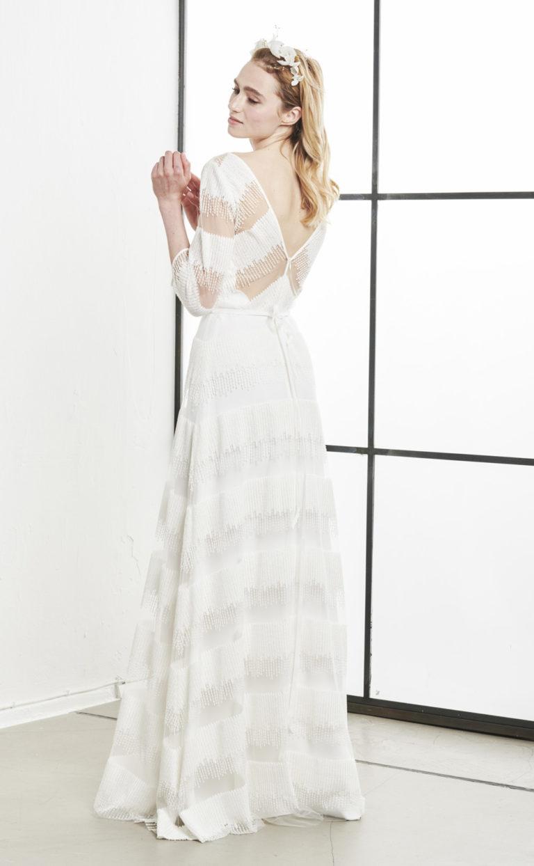 Romantisches Brautkleid: Rena