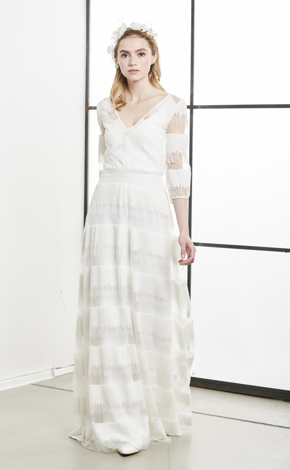 Designer Brautkleid Rena kisui Berlin