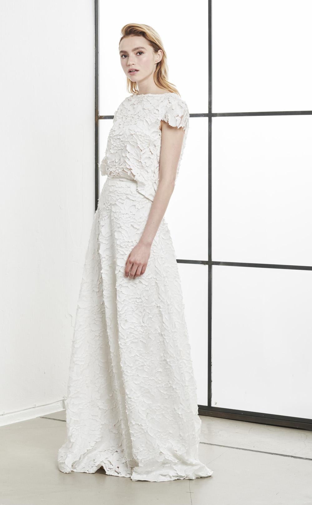 Designer Brautkleid Tyra kisui Berlin