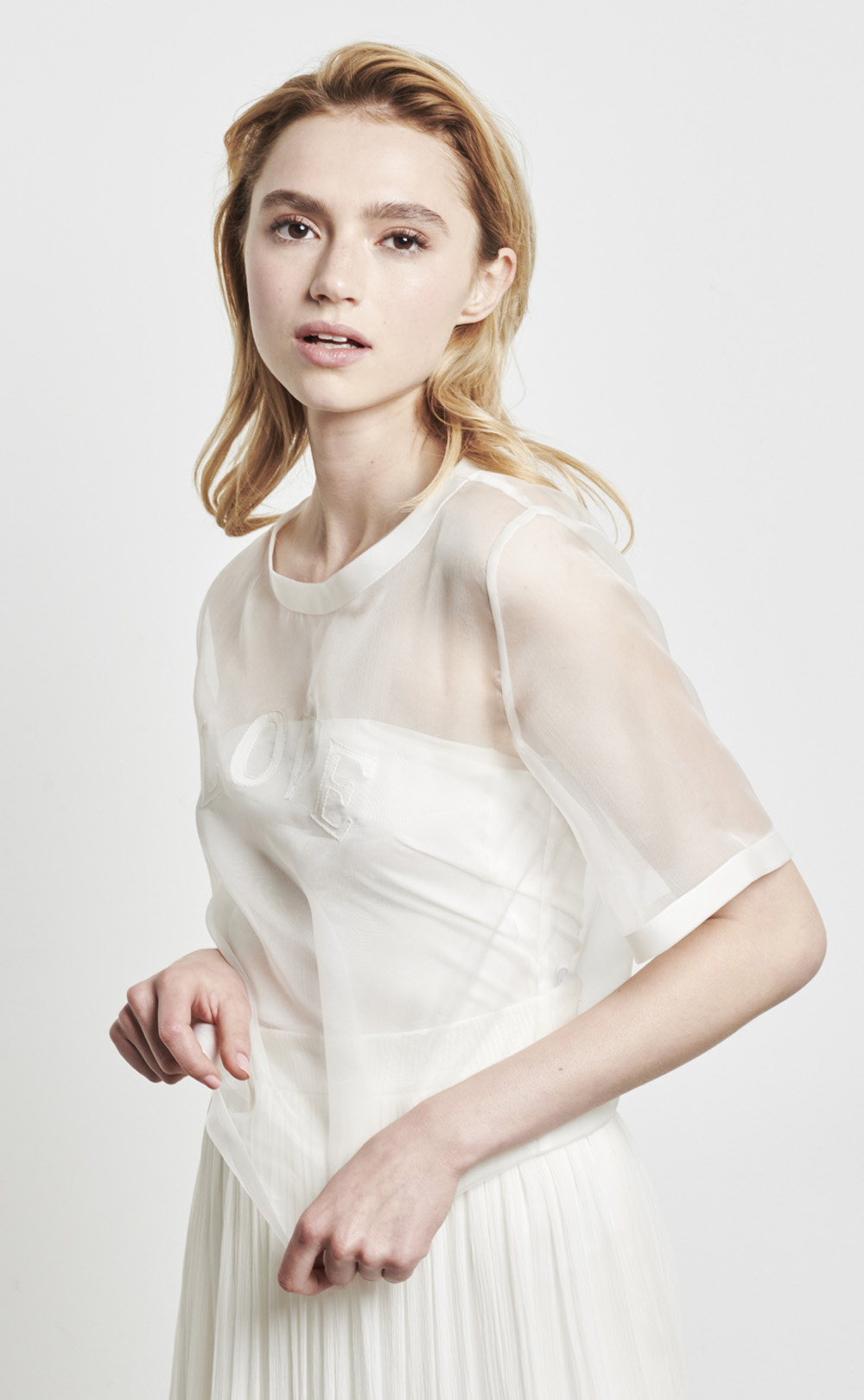 Bridal shirt Yella Love kisui Berlin
