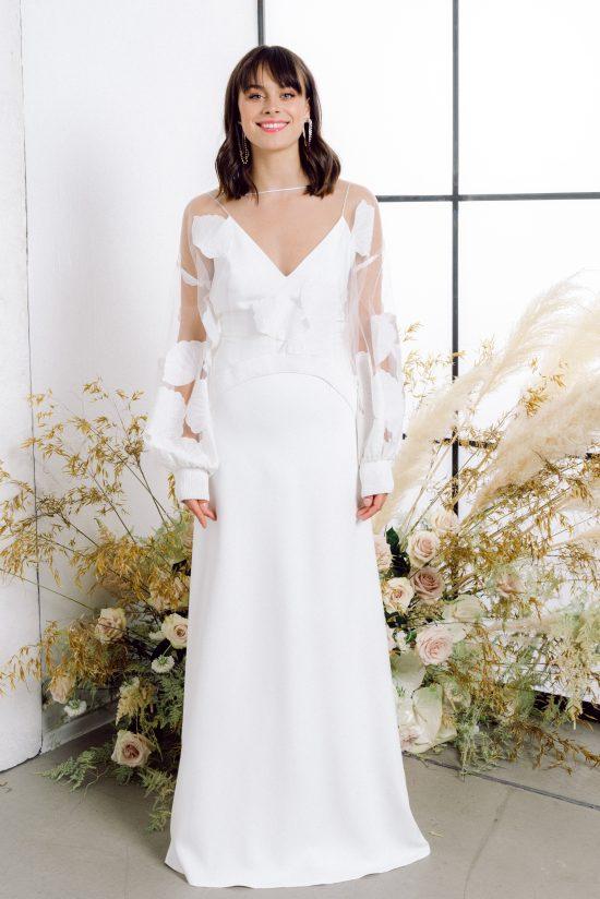 Oversize-Brautpullover Bonney