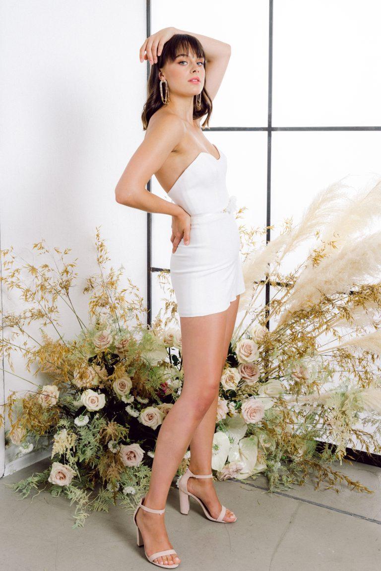 Hochzeits-Jumpsuit: Gwendoline
