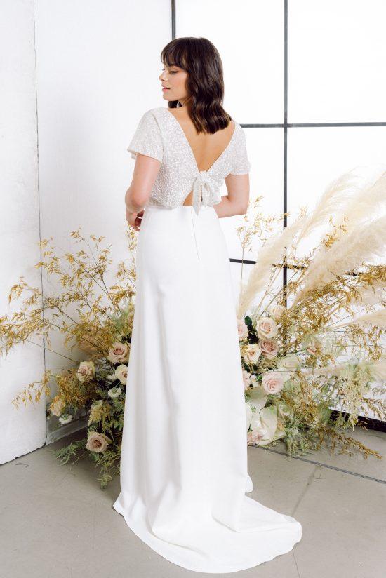 Brautkleid mit Glitzer: Sheena