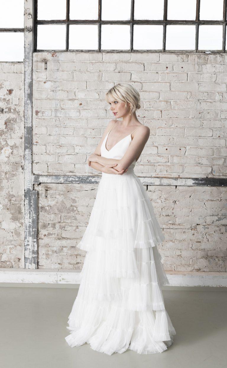 Haiba Skirt – Multi-level Tulle skirt