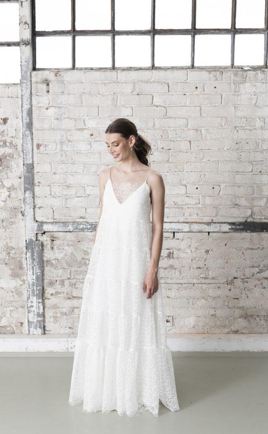 Neema Dress - Kleid aus Spitze
