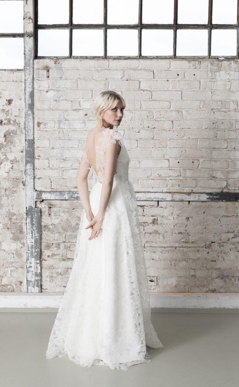 Amlamé Dress – Organza dress