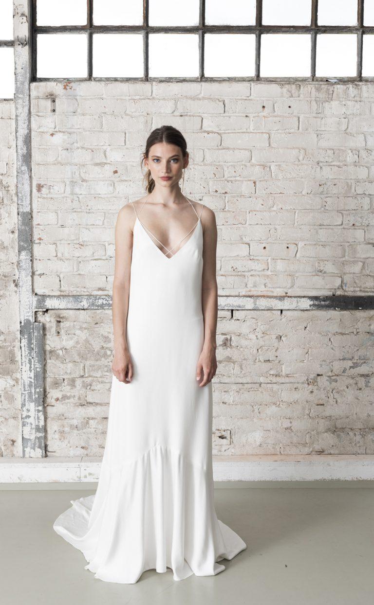 Jua – Schlichtes Kleid