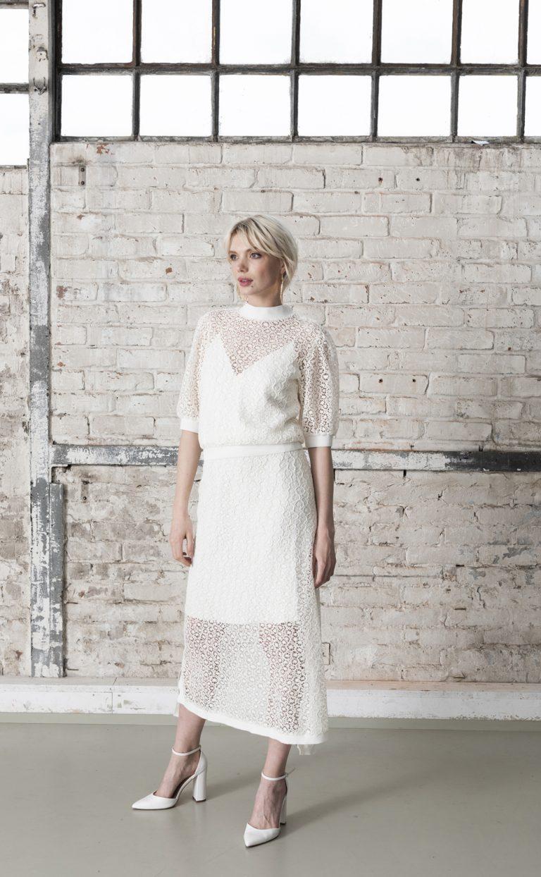 Luele Topper & Luele Skirt – Kurzer Zweiteiler