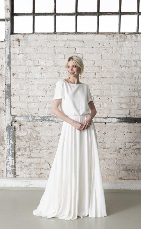 Marilize - Schlichtes Kleid