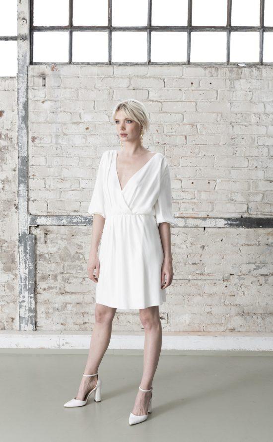 Osayi Dress - Kurzes Kleid