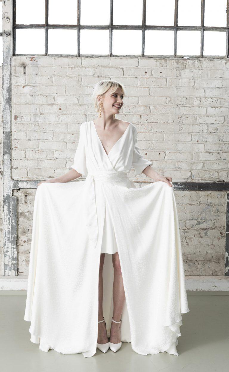 Osayi Dress & Tansila Skirt – Two-piece with short dress