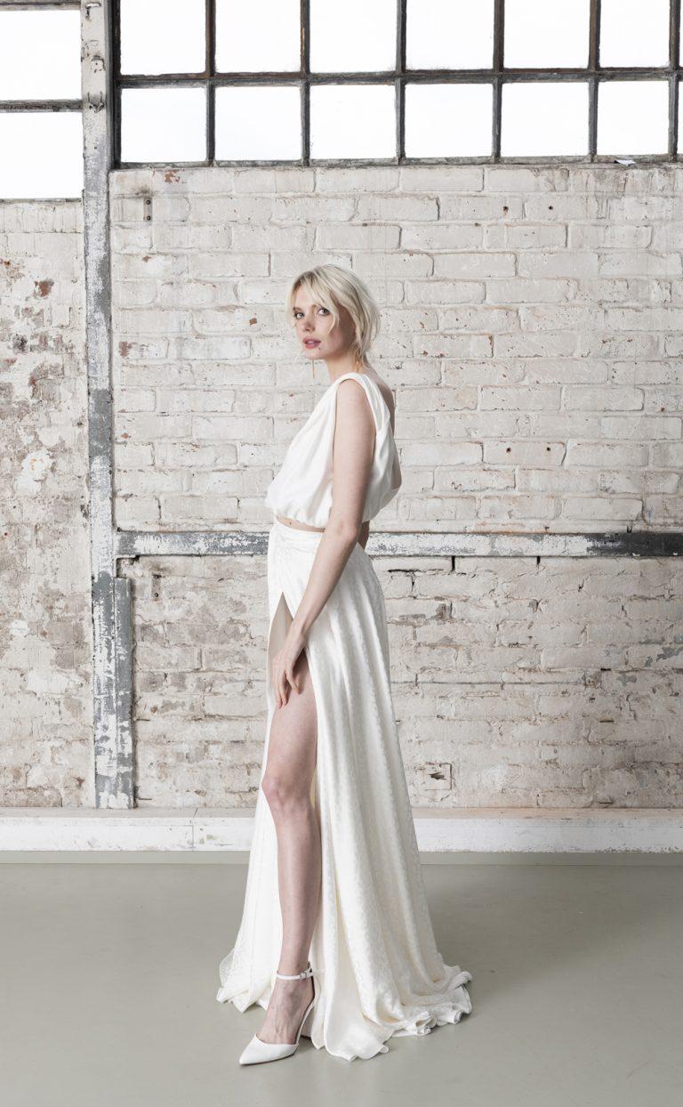 Osayi Top & Tansila Skirt – moderner Zweiteiler