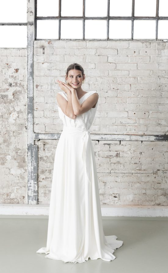 Tansila Dress & Tansila Skirt - Zweiteiler mit Kleid