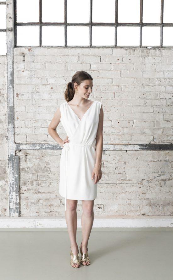 Tansila Dress - Kurzes Kleid