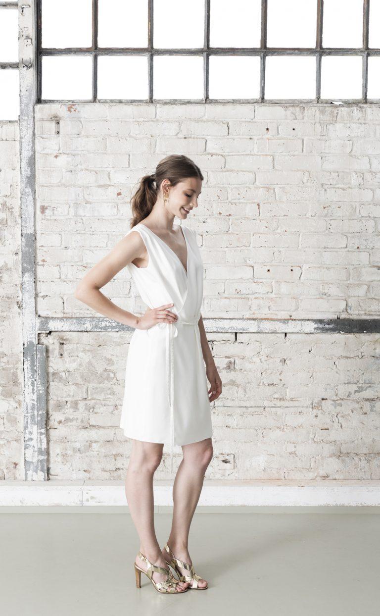 Tansila Dress – Kurzes Kleid