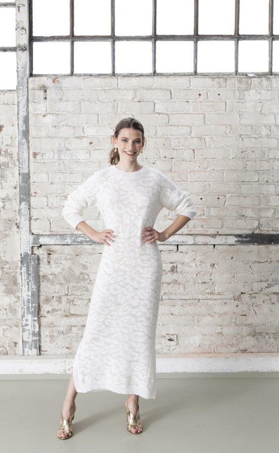 Tulasa Dress - Kleid aus Strick
