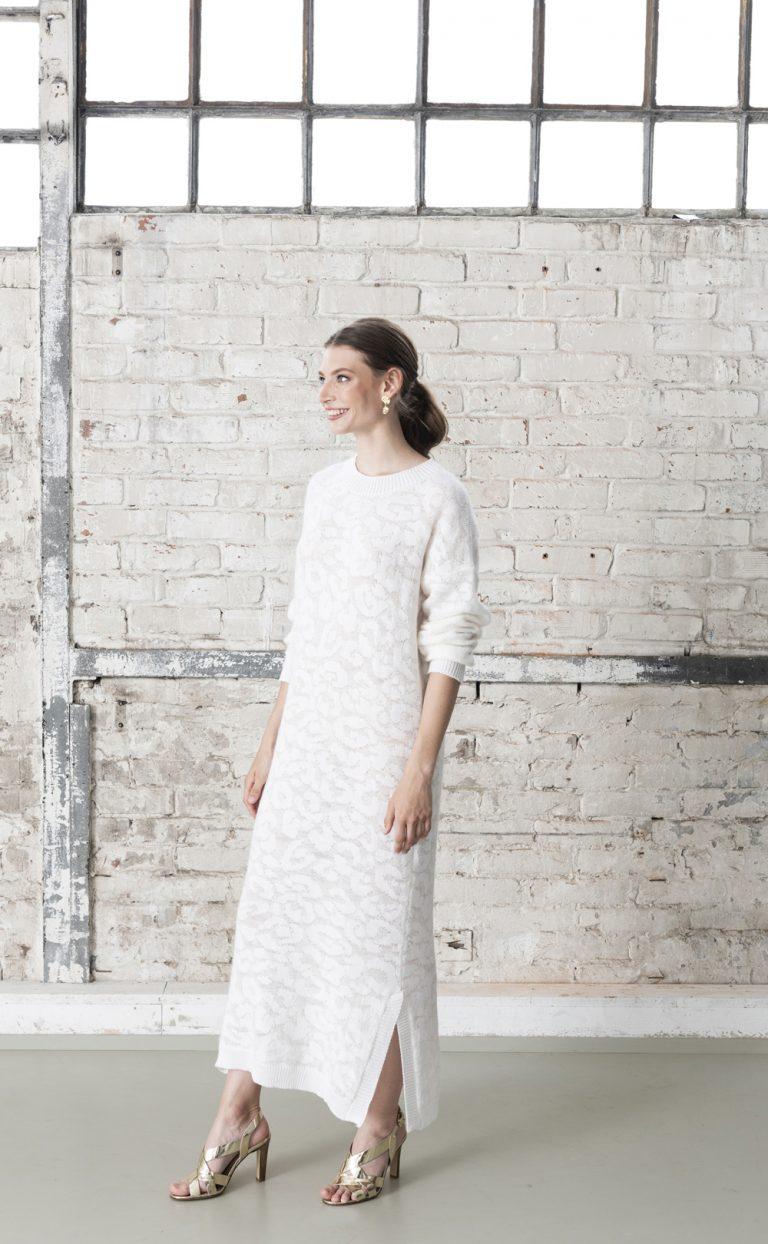Tulasa Dress – Kleid aus Strick