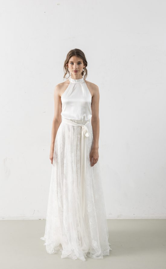 Marieme - Vintage Brautkleid