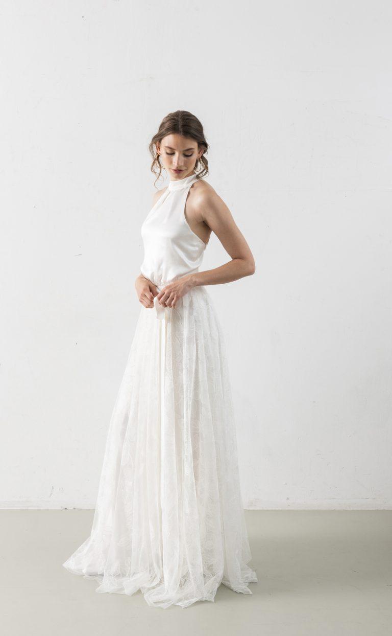 Marieme – Vintage Brautkleid