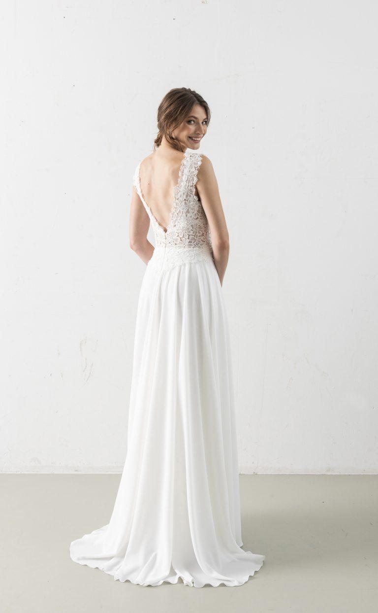 Milele – Wedding Dress with lace